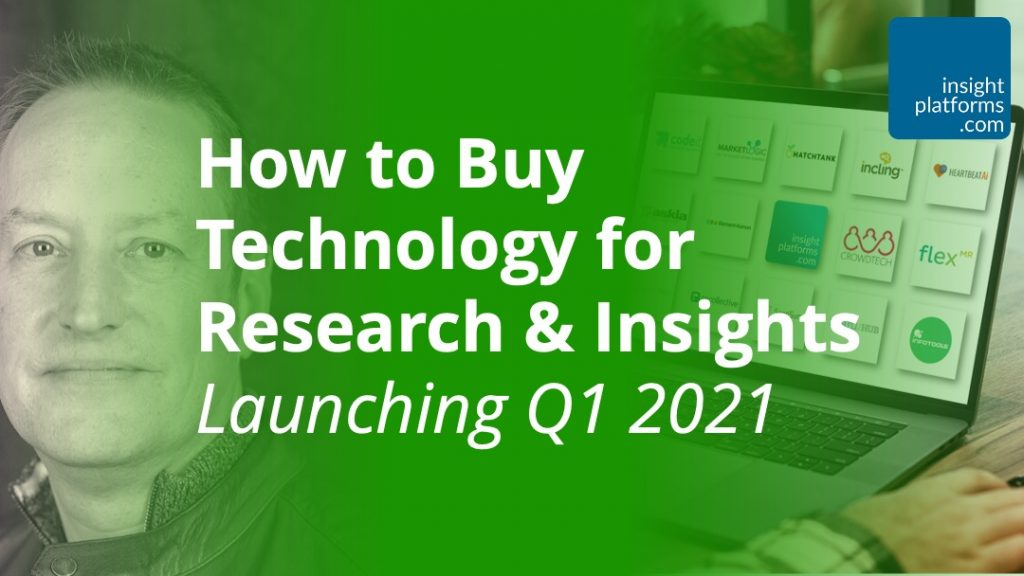How to Buy Technology for Research & Insights - Featured Image - Insight Platforms
