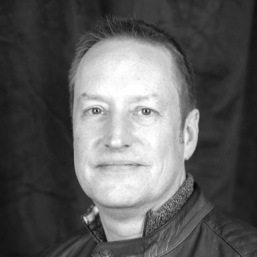 Mike Stevens Headshot