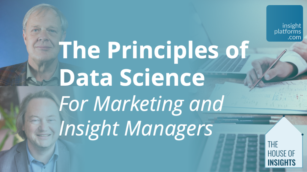 Principles of Data Science - Featured Image - Insight Platforms