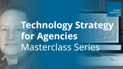 Tech Strategy for Agencies Masterclass Series - Featured Image