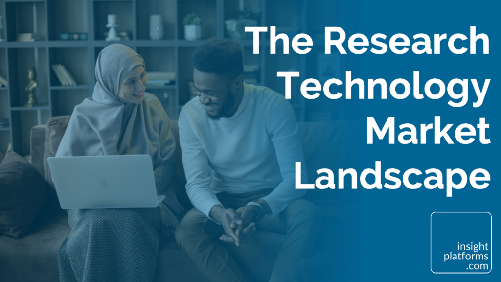 The Research Technology Market Landscape