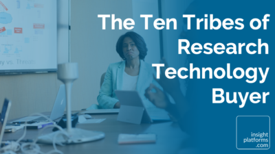 The Ten Tribes of Research Technology Buyer