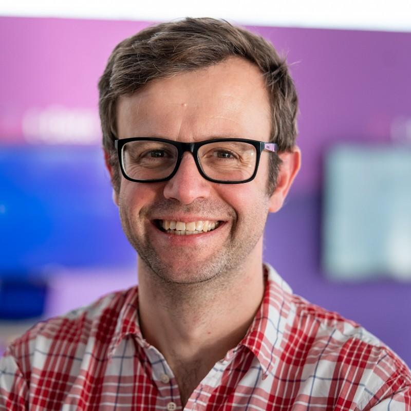 Richard Shotton Headshot - Insight Platforms